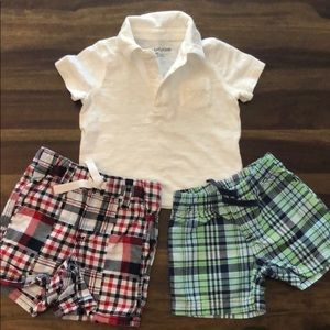 Baby Boy Summer Polo Lot